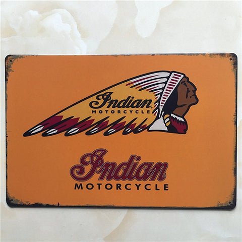 Vintage tin signs retro motorcycle&bus&car metal sign antique imitation iron plate painting decor for bar cafe pub restaurant 44
