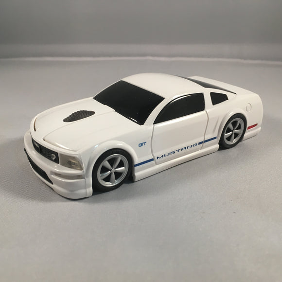 Ford Mustang computer mouse - White