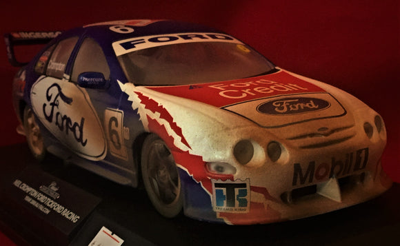 Neil's Crompton Ford AU Falcon race car