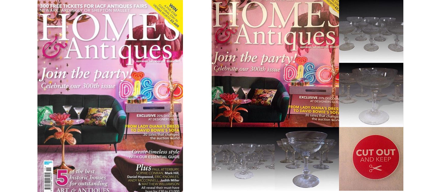 Homes & Antiques, October 2017 AD & PS Antiques