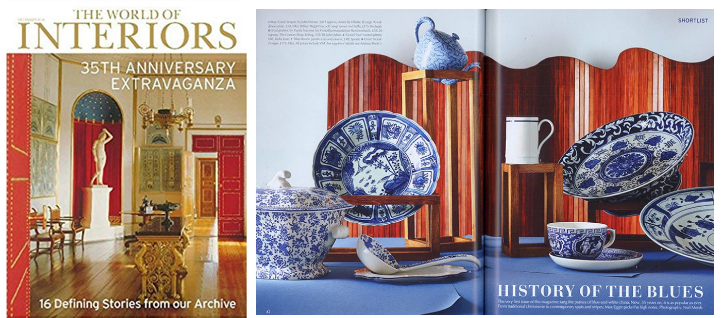 World of Interiors, December 2016 AD & PS Antiques