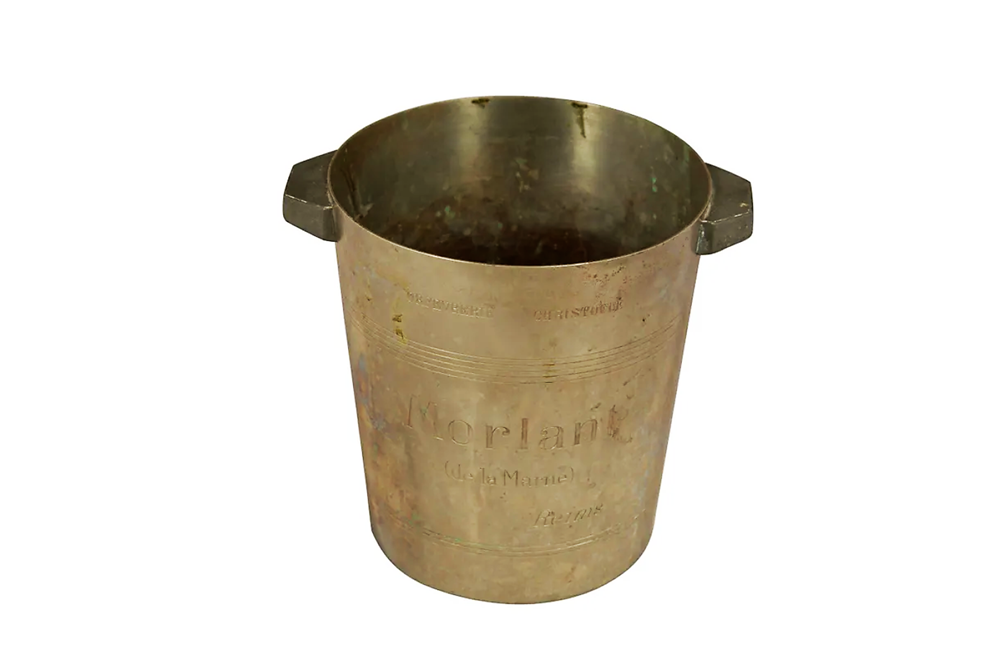 'MORLANT' CHAMPAGNE BUCKET BY CHRISTOFLE