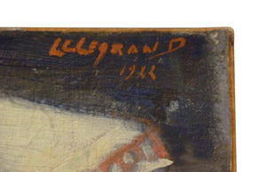 SIGNED STILL-LIFE, SIGNED LE GRAND