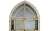 LARGE ARCHED MIRROR