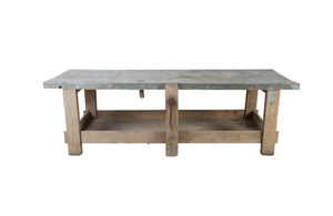 LARGE FRENCH ATELIER TABLE