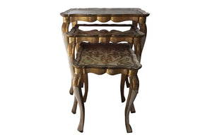 FLORENTINE NEST OF TABLES