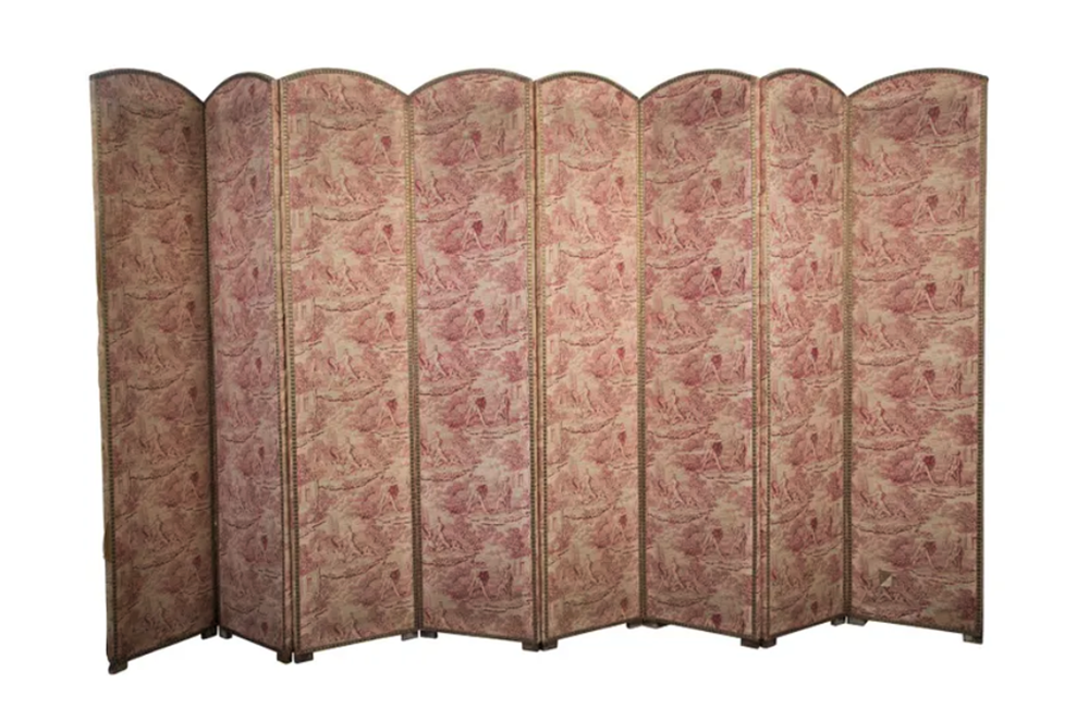 BEAUTIFUL TOILE DE JOUY SCREEN