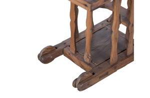 18TH CENTURY INFANTS WALKER