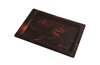 DIOR STYLE FAUX TORTOISESHELL LUCITE TRAY