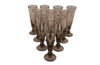 TEN TALL CHIC CHAMPAGNE FLUTES