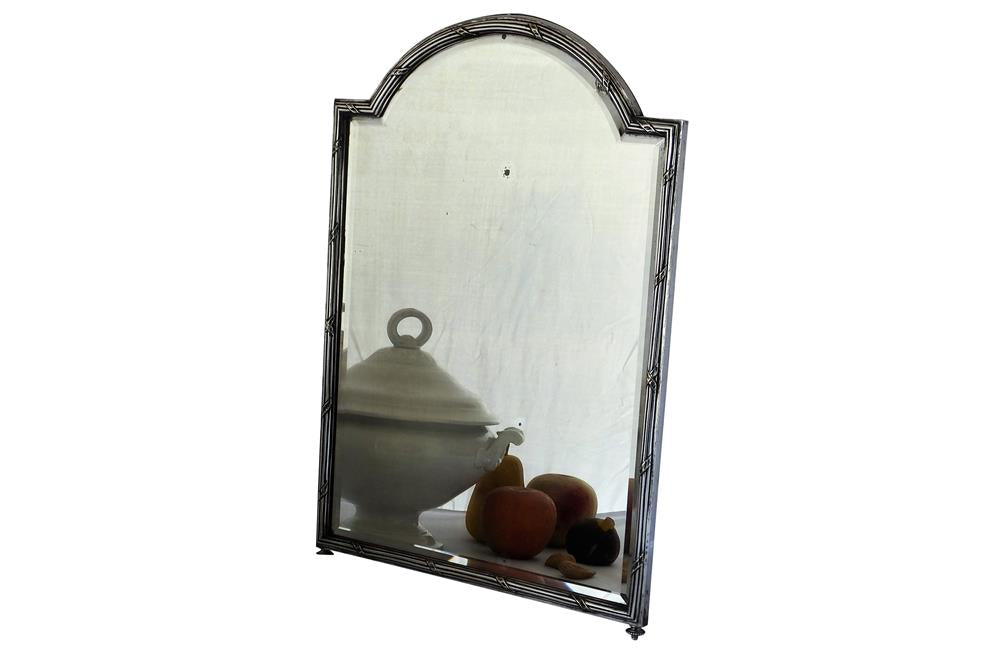 ELEGANT NEO-CLASSICAL REVIVAL TABLE MIRROR