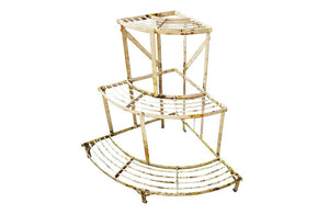 FRENCH IRON PLANT STAND