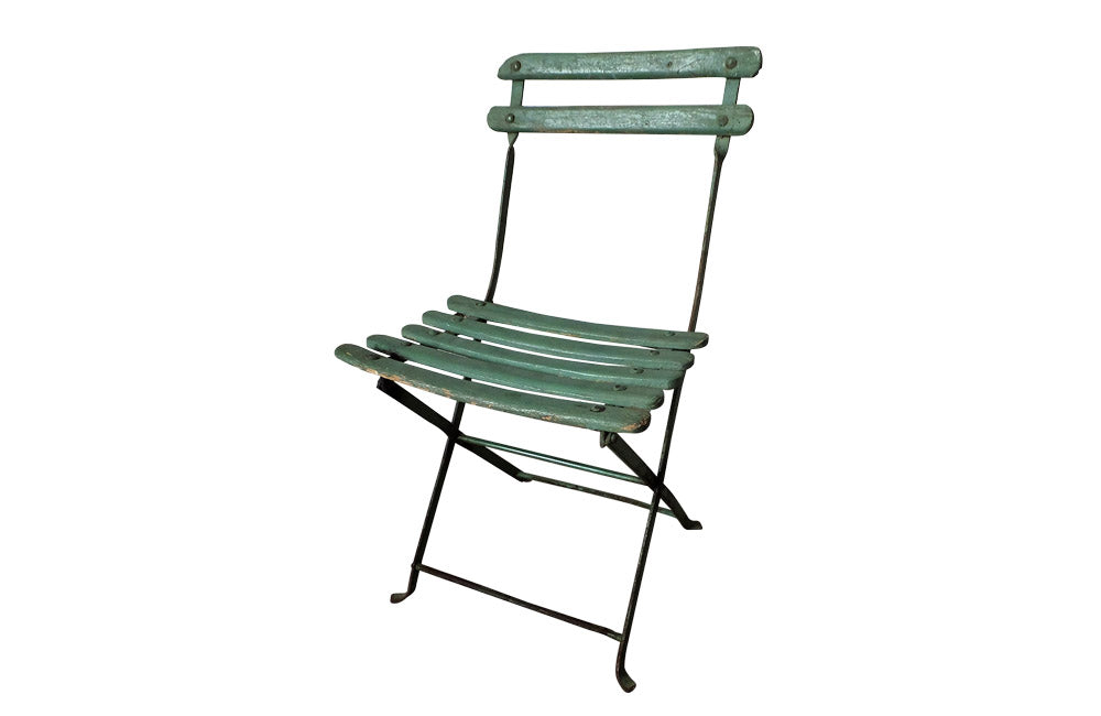 CHILDS FRENCH GARDEN CHAIR