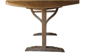 19TH CENTURY WINE TABLE