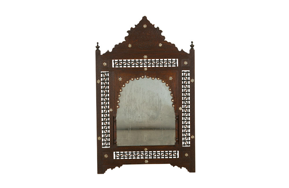 DECORATIVE MIDDLE EASTERN MIRROR