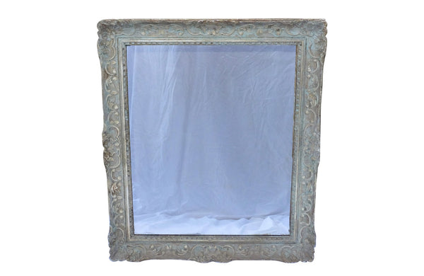 FRENCH CARVED FRAMED MIRROR