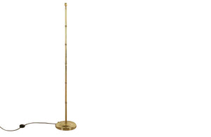 VINTAGE BRASS FLOOR LAMP