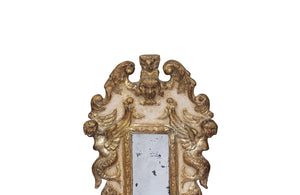PAIR OF ITALIAN WALL APPLIQUES