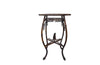 AESTHETIC MOVEMENT BAMBOO OCCASIONAL TABLE