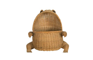 WIDE MOUTH FROG BASKET-CURRENTLY RESERVED-