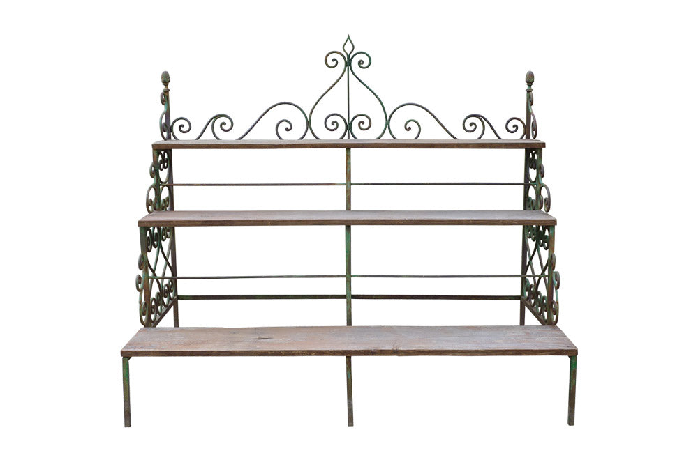 LARGE 19TH CENTURY FRENCH PLANT STAND