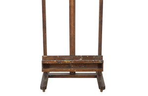 FRENCH ARTIST'S EASEL