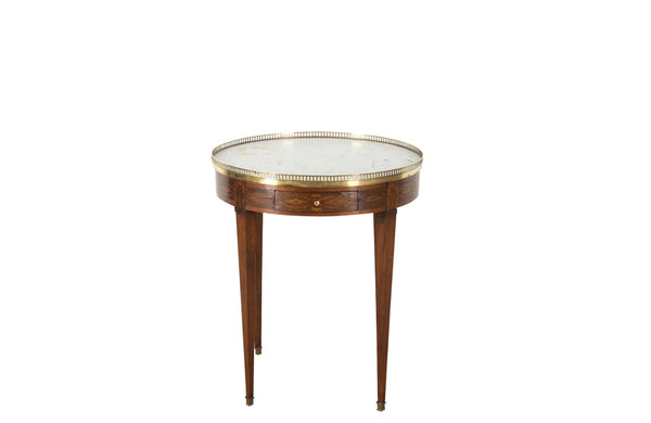 LOUIS XVI REVIVAL BOUILLOTTE TABLE