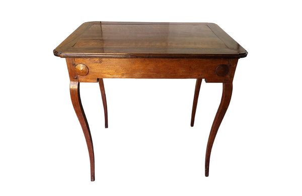 RARE, 18TH CENTURY WRITING TABLE