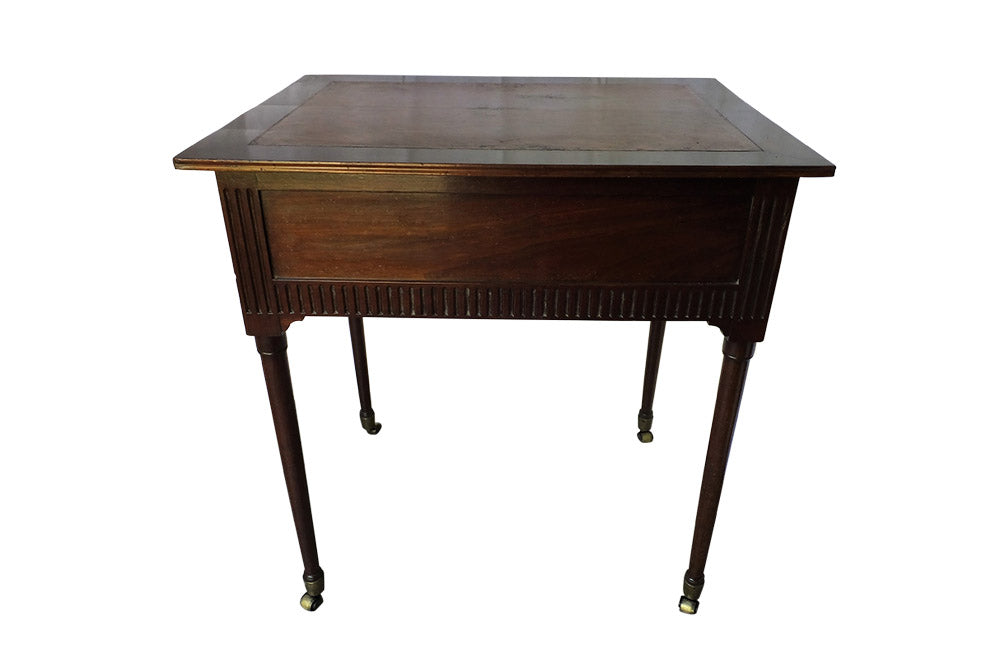 18th Century English Writing Table - Antique Desk - AD & PS Antiques