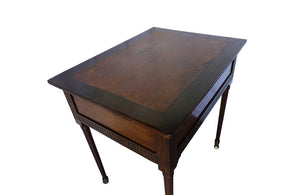 18TH CENTURY ENGLISH WRITING TABLE
