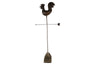 PRIMITIVE COPPER WEATHERVANE