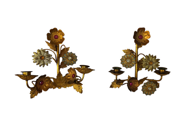 Pair of Decorative Appliques - Decorative French Antiques - AD & PS Antiques