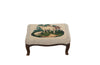 CHARMING TAPESTRY FOOTSTOOL