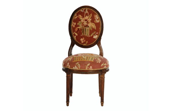 Louis XVI Revival Childs Chair - Antique Chairs - AD & PS Antiques