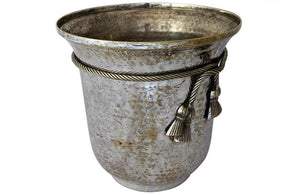 VINTAGE SILVERPLATE CHAMPAGNE BUCKET