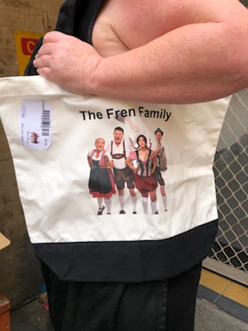 Fren Family Tote Bag