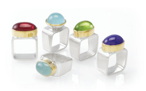Cabochon Gem Collection