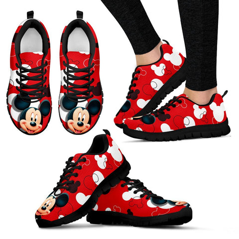 df4fb4c353a7 Mickey Mouse Sneakers B1 – My Childhood Toons