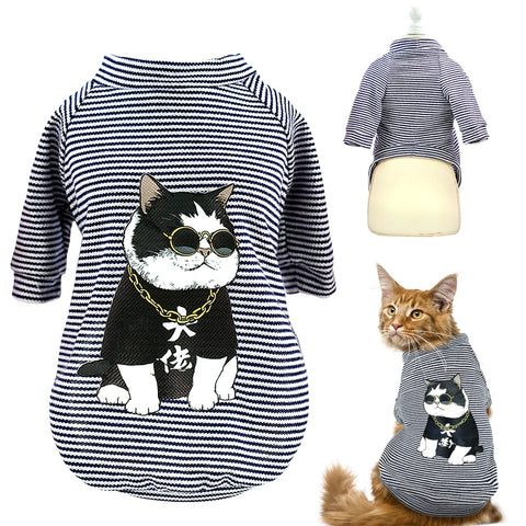 Rapper Cat Sweater