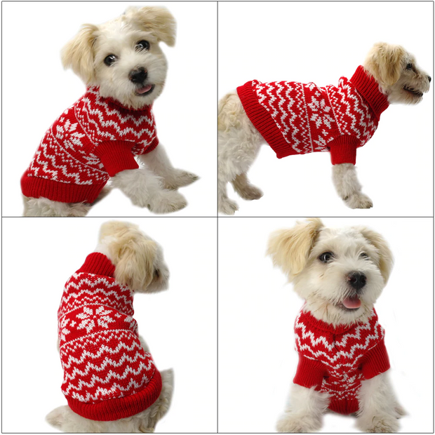 Winter Sweater For Small Pets