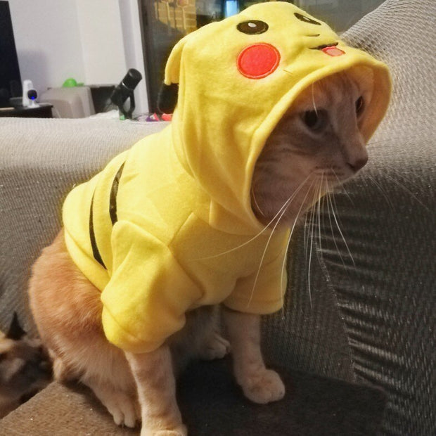 Pikee Cat Costume