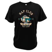 Nap Club Pokemon Snorlax Men's T-Shirt