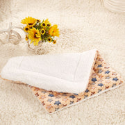 Sweet Dreams Soft Cat Blanket Mat