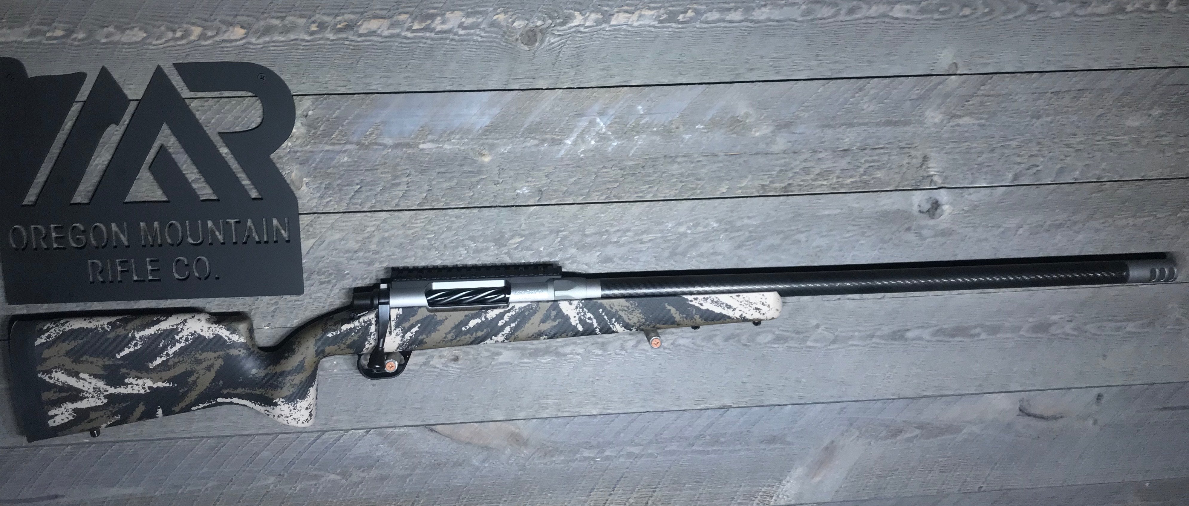 SOLD! OMR 300 PRC Lonerock Ti Rifle