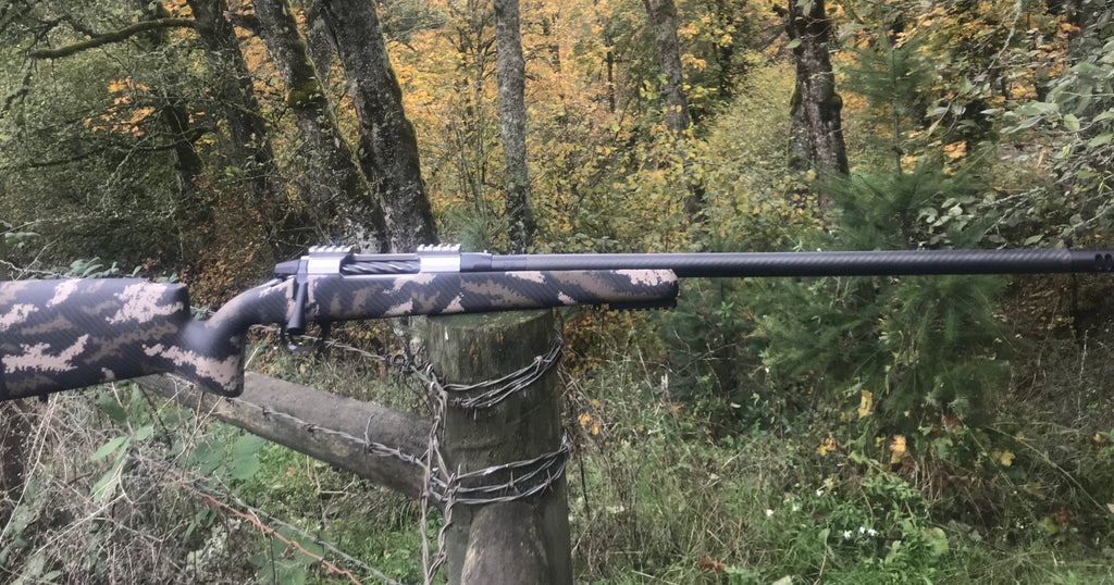 Steen's Mountain Ti Rifle