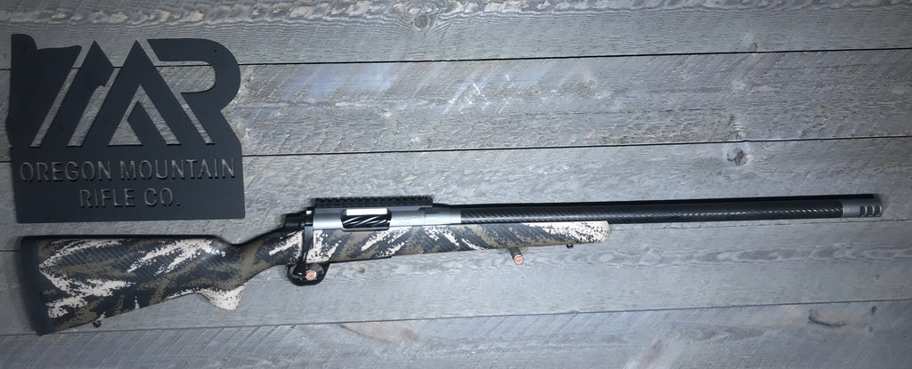 SOLD! OMR 6.5 PRC Lonerock Ti Rifle w/ AG Sportsmans Stock