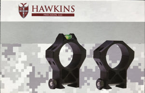 Hawkins Precision Ultra Light Tactical Scope Rings