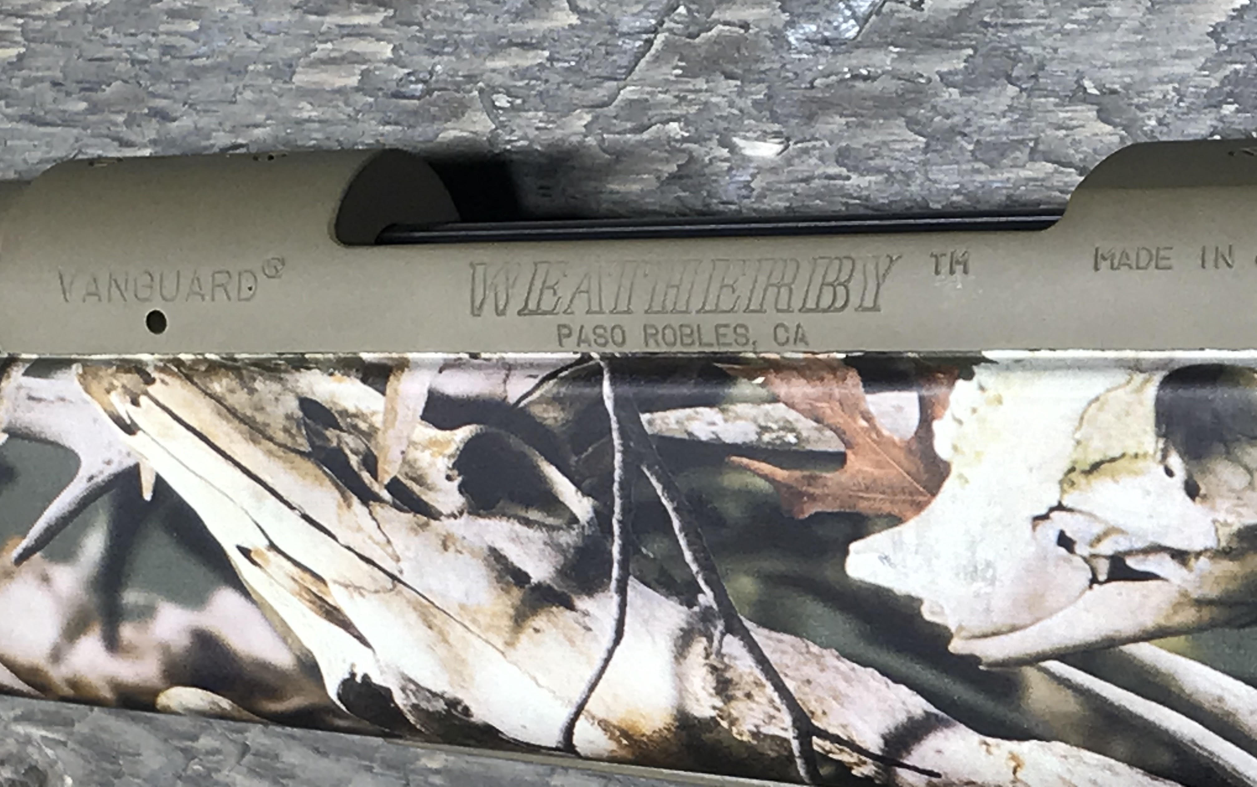 SOLD! OMR Custom 6.5 PRC Weatherby Vanguard
