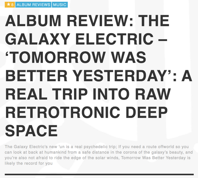 "FIRST Album Review for ""Tomorrow Was Better Yesterday"" 🚀"