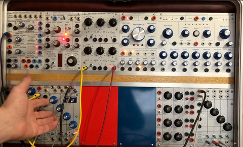 Buchla Patch & Tell